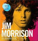 The Jim Morrison Scrapbook banner backdrop