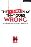 The One-Act Play That Goes Wrong Pdf