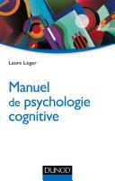 Pdf Manuel de psychologie cognitive Telecharger