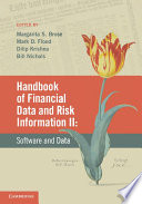 Handbook of Financial Data and Risk Information II Book