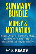 Summary Bundle  Money and Motivation   FastReads