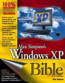 Alan Simpson s Windows XP Bible