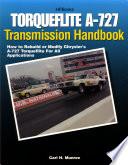 Torqueflite A 727 Transmission Handbook Hp1399 Book PDF