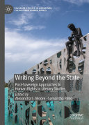Writing Beyond the State Pdf/ePub eBook