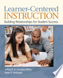 Learner Centered Instruction Book PDF