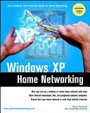 Windows XP Home Networking Book