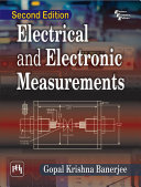 ELECTRICAL AND ELECTRONIC MEASUREMENTS