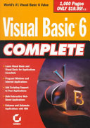 Visual Basic 6 Complete