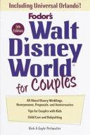 Fodor s Walt Disney World for Couples