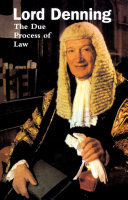 The Due Process of Law