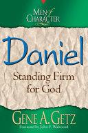 Pdf Men of Character: Daniel Telecharger