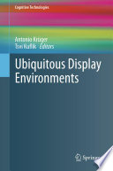 Ubiquitous Display Environments Book