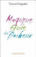Pdf Magique étude du bonheur Telecharger
