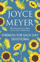 Strength for Each Day Devotional