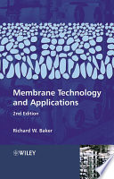 Membrane Technology and Applications Book