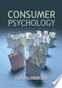 Consumer Psychology Book PDF