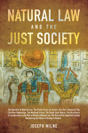 Natural Law and the Just Society