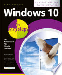 Windows 10 In Easy Steps Special Edition 3rd Edition