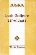 Pdf Louis Guilloux: Telecharger