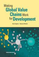 Making Global Value Chains Work for Development [Pdf/ePub] eBook