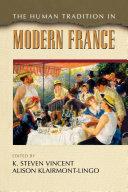The Human Tradition in Modern France [Pdf/ePub] eBook