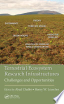 Terrestrial Ecosystem Research Infrastructures Book