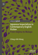 Pdf Japanese Imperialism in Contemporary English Fiction