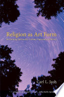 Religion as Art Form