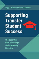 Supporting Transfer Student Success Book PDF