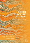 Gender Budgeting in Europe