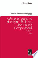 A Focused Issue on Identifying  Building and Linking Competences Book
