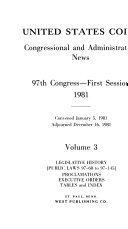 United States Code Congressional and Administrative News