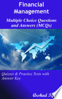 Financial Management Multiple Choice Questions and Answers  MCQs