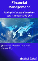 Financial Management Multiple Choice Questions and Answers (MCQs) Pdf/ePub eBook
