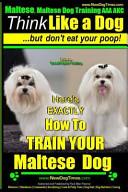 Maltese  Maltese Dog Training AAA Akc