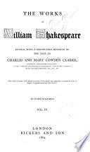 Macbeth  Hamlet  King Lear  Othello  Antony and Cleopatra  Cymbeline  Pericles  Poems Book