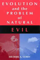 Evolution and the Problem of Natural Evil Book
