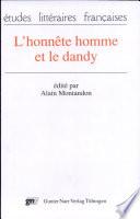 L'Honnête homme et le dandy