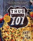 Thug Kitchen 101 Book