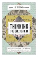 Thinking Together Pdf/ePub eBook