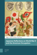 Japanese Reflections on World War II and the American Occupation ebook