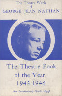 The Theatre Book of the Year  1945 1946