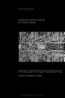 Pdf Miscommunications Telecharger