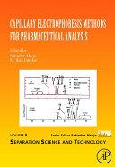 Capillary Electrophoresis Methods for Pharmaceutical Analysis