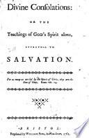 Divine Consolations