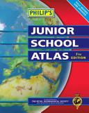 Philip's Junior School Atlas Book Cover