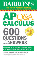 Barron s AP Q A Calculus Book PDF
