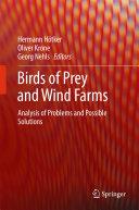 Pdf Birds of Prey and Wind Farms