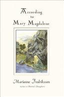 According to Mary Magdalene [Pdf/ePub] eBook