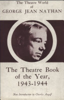 Theatre Book of the Year 1943 44